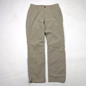 Under Armour Match Play 32 X 30 Khaki Golf Pants